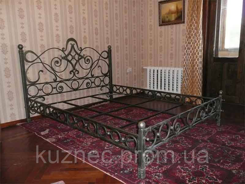 кованые кровати фото своими руками
