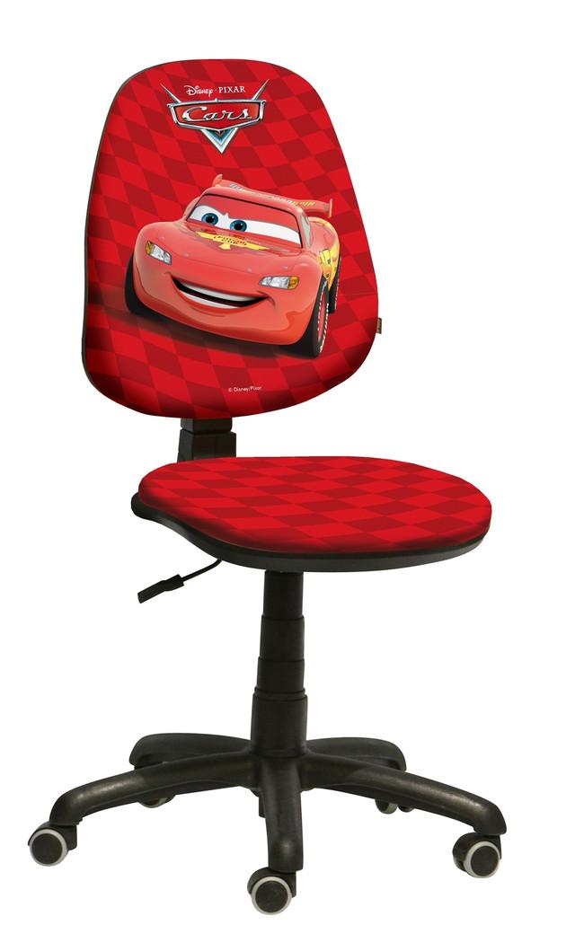 Кресло Поло 50 Дизайн Дисней Тачки Молния Маккуин.
