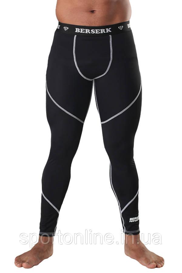 Компрессионные штаны BERSERK DYNAMIC black