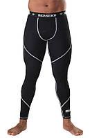 Компрессионные штаны BERSERK DYNAMIC black, фото 1