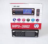 Автомагнитола MP3-3882 ISO 1DIN с сенсорными кнопками