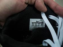 Мужские кроссовки Nike HDR белые с синим топ реплика, фото 3