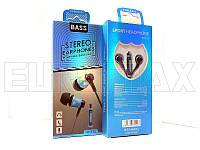 Наушники вакуумные с микрофоном Sony HY-175