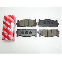 04465-33471 Toyota колодки передние