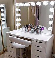Гримерный стол для макияжа Чикаго XL