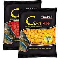 Тесто воздушное Traper Corn Puff Мед(honey) 20 гр