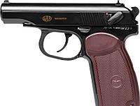 Пневматический пистолет SAS Makarov Blowback!