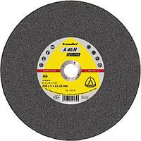 Круг отрезной по алюминию 115x2,5x22 Kronenflex A46N