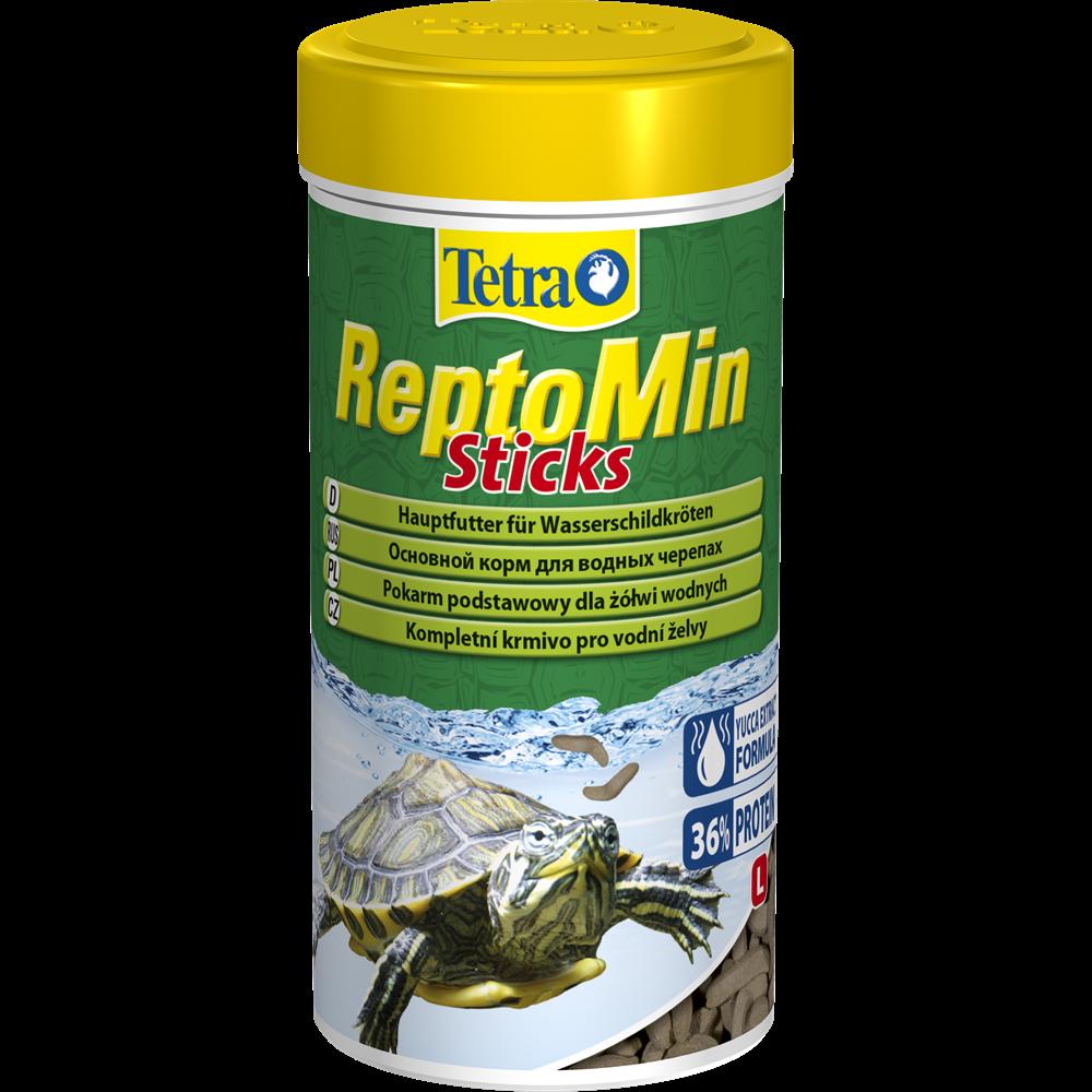 Корм для водних черепах ReptoMin Sticks 100 мл Tetra