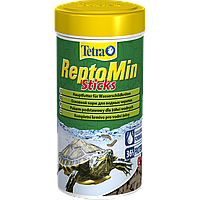 Корм для водных черепах ReptoMin Sticks 500 мл Tetra