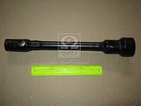 Ключ балонный ГАЗ 53,3307 (22х38) (L=350-365) (усиленн.) (производство г.Павлово) (арт. И-312у), ACHZX