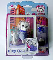 Собачка Друг Chi Chi Love с угощением съемной одеждой и аксессуарами Simba 5893111-106