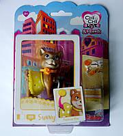 Собачка Друг Chi Chi Love с угощением съемной одеждой и аксессуарами Simba 5893111-109