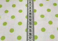 Дитяче плаття - горошок з аплікацією, фото 2