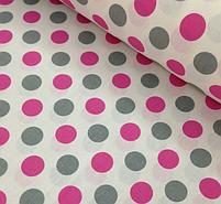 Дитяче плаття - горошок з аплікацією, фото 7