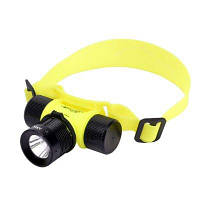HKV 3 режима Светодиоднный головной фонарик для дайвинга водонепроницаемый налобный фонарик факел для рыбалки плавания холодный белый