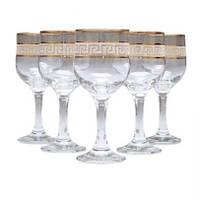 Набор бокалов для вина (210 мл / 6 шт) Art Kraft Versace 31-146-233