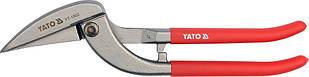 Ножницы для листового металла правые Yato 300мм YT-1902