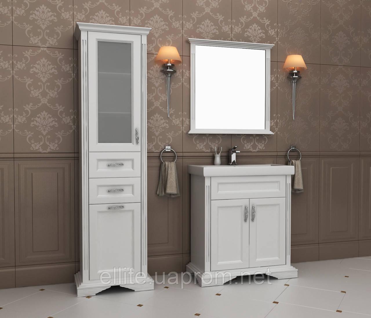 "Тумба и зеркало ""Атлант 70"" (керамика)"