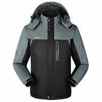 Большие плюшевые мягкие теплые водонепроницаемые анды на открытом воздухе Мужская и женская зимняя одежда XL
