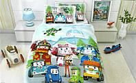 Детский комплект постельного белья Бязь 391