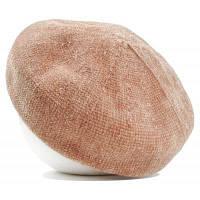 Простая сплошная цветная шкура из искусственной шерсти Beret Hat Хаки
