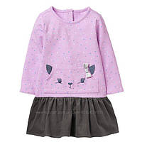 Платье детское для девочки 2Т 3Т 4Т 5Т EUR 86 92 98 104 110 116 Gymboree