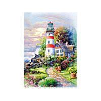 Beach House печатает алмазные картины Цветной