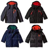 Детская куртка размер 2Т 3Т EUR 80 86 92 98 U. S. Polo Assn