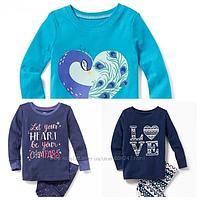Пижама детская EUR 86 92 98 104 110 116 2Т 3Т 4T 5Т для девочки Old Navy