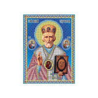 Naiyue S170 Религиозный лидер Print Draw Алмазный рисунок Синий