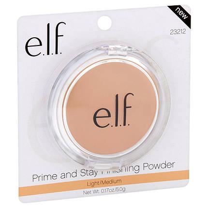 Пудра праймер + финишная e.l.f. Prime & Stay Finishing Powder, фото 2