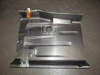 Ремонтная вставка пола переднего правая ВАЗ 2101  (производство Экрис) (арт. 21010-5101036-00), ACHZX
