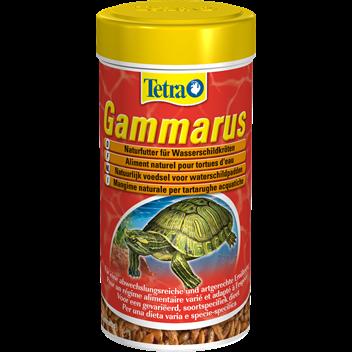 Корм для водных черепах ReptoMin Gammarus 250 мл Tetra