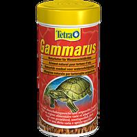Корм для водных черепах ReptoMin Gammarus 100 мл Tetra