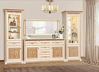 """Мебель для гостиной (мебельная фабрика """"Світ меблів"""")."""