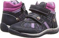 Ботинки детские EUR 25 стелька 16 см Beeko утепленные для девочки