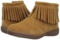 Ботинки US 8 12 EUR 24 30 стелька 15, 5 18, 5 см сапожки Carters для девочки