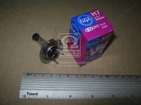 Лампа фарная АКГ 12-55-1 ГАЗ, ВАЗ, ЗИЛ галоген. H7 РK22 (пр-во Формула света)