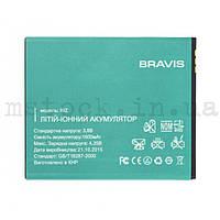 Аккумулятор Оригинал Bravis BIZ 1600 mAh