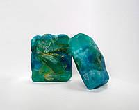 Мыльный камень Аквамарин