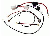 Проводка полный набор для подкл.к ЗУ-36V и Контролеру