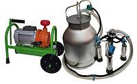 Доильные аппараты для коров Буренка 1500 об/мин, 4 лопатки