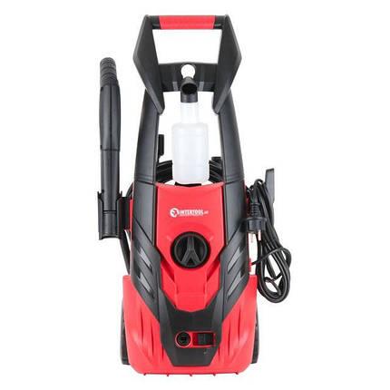 Очиститель высокого давления 1400Вт, 5.5 л/мин, 80-110бар INTERTOOL DT-1503, фото 2