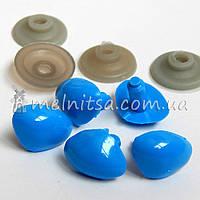Носик для игрушек 1,9 см + крепление, синий