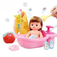 Игрушка для девочек-игрушек для девочек-игрушек Happy Bubble Bath Suit Разноцветный
