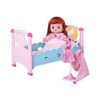 Сладкая лунная кровать Детские спальные игрушки Разноцветный
