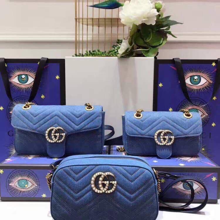 "Женские сумки Gucci ""GG Marmont"""