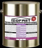 Мастика гидроизаляционная кровельна  IZOFAST 20 кг