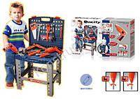 Детский набор инструментов Limo Toy чемодан-стол